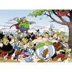 Ravensburger-13098 Astérix et Obélix : Les Gaulois à L'Attaque !