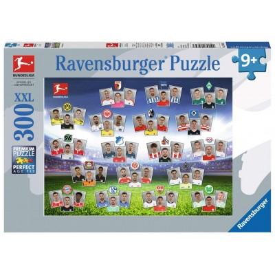 Ravensburger-13251 Pièces XXL - Bundesliga
