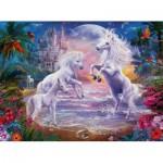Ravensburger-13256 Pièces XXL - Le Paradis des Licornes