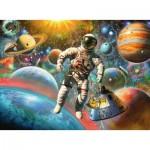 Ravensburger-13612 Pièces XXL - Star Line - Voyage dans l'Espace