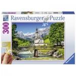 Ravensburger-13645 Pièces XXL - Ramsau, Bayern