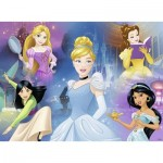 Ravensburger-13699 Disney Princess