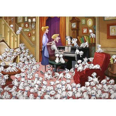 Ravensburger-13973 Disney - Les 101 Dalmatiens