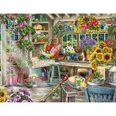 Ravensburger-13996 Jardin Paradisiaque