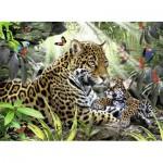 Ravensburger-14486 Jaguars
