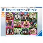 Ravensburger-14659 Puppy Pals