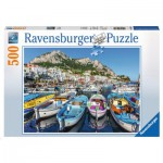 Ravensburger-14660 Colorful Marina