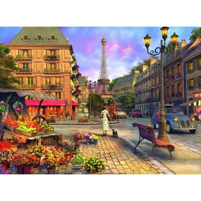 Ravensburger-14683 Promenade à Paris