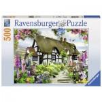 Ravensburger-14709 Cottage de Rêve