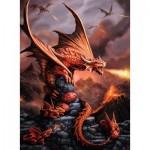 Ravensburger-14747 Age of Dragons