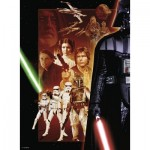 Ravensburger-14766 Star Wars
