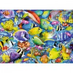 Ravensburger-14796 Embouteillage Tropical