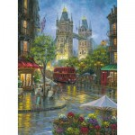 Ravensburger-14812 Londres Pittoresque