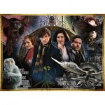 Ravensburger-14820 Fantastic Beasts
