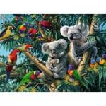 Ravensburger-14826 Koalas dans l'Arbre