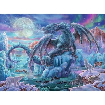 Ravensburger-14839 Dragon de Glace