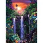 Ravensburger-14840 Magical Waterfall