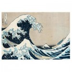 Ravensburger-14845 Hokusai - La Grande Vague