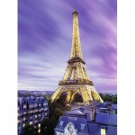 Ravensburger-14898 Starline - Tour Eiffel