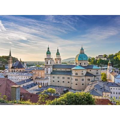 Ravensburger-14982 Pièces XXL - Salzbourg, Autriche