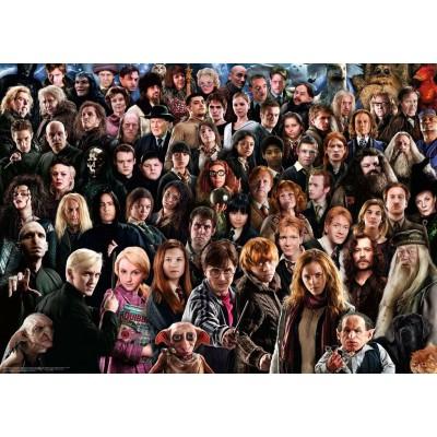 Ravensburger-14988 Challenge - Harry Potter