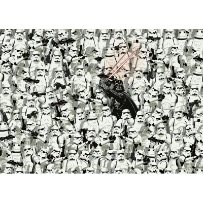 Ravensburger-14989 Star Wars Challenge