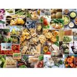 Ravensburger-15016 Food Collage