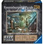 Ravensburger-15029 Exit Puzzle 8 - In Gruselkeller (en allemand)
