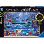 Ravensburger-15047 Star Line - La Magie du Clair de Lune