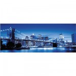 Ravensburger-15050 USA, New York illuminé