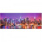 Ravensburger-15078 Manhattan Lights