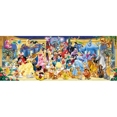 Ravensburger-15109 Photo de groupe Disney