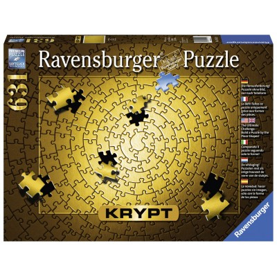 Ravensburger-15152 Krypt Gold