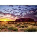 Ravensburger-15155 Ayers Rock en Australie