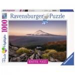 Ravensburger-15157 Stratovolcan Mount Hood dans l'Oregon, États-Unis