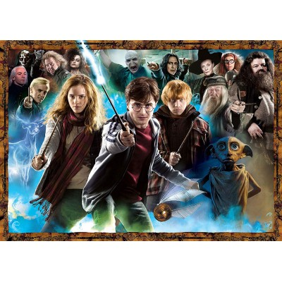 Ravensburger-15171 Harry Potter