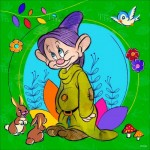 Ravensburger-15203 Disney - Cucciolo