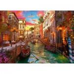 Ravensburger-15262 Romance à Venise