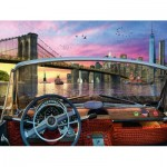 Ravensburger-15267 Pont à Brooklyn