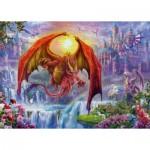 Ravensburger-15269 Dragon Kingdom