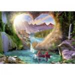 Ravensburger-15272 La Caverne du Coeur
