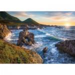 Ravensburger-15287 Big Sur Sunset