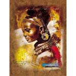 Ravensburger-15352 Jeune Africaine