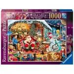 Ravensburger-15354 Visitons le Père Noël
