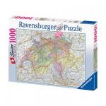 Ravensburger-15367 Carte de la Suisse