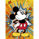 Ravensburger-15391 Rétro Mickey