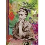 Ravensburger-15401 Frida Kahlo de Rivera
