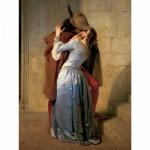 Ravensburger-15405 Hayez Francesco : Le baiser