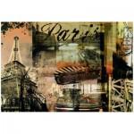 Ravensburger-15729 France : Paris nostalgique