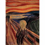 Ravensburger-15758 Edvard Munch : Le Cri